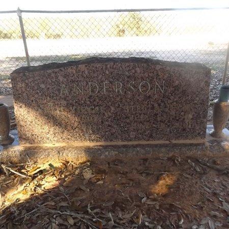 ANDERSON, STELLA JEWEL - Gregg County, Texas | STELLA JEWEL ANDERSON - Texas Gravestone Photos
