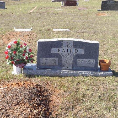 BAIRD, GEORGE ESTES - Gregg County, Texas   GEORGE ESTES BAIRD - Texas Gravestone Photos