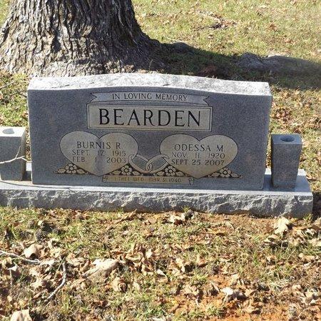 BEARDEN, ODESSA M - Gregg County, Texas | ODESSA M BEARDEN - Texas Gravestone Photos