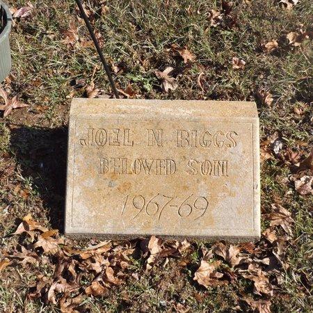 BIGGS, JOEL N - Gregg County, Texas   JOEL N BIGGS - Texas Gravestone Photos