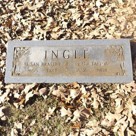 BRASHER INGLE, SUSAN - Gregg County, Texas | SUSAN BRASHER INGLE - Texas Gravestone Photos