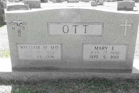 OTT, DR. WILLIAM M - Gregg County, Texas | DR. WILLIAM M OTT - Texas Gravestone Photos