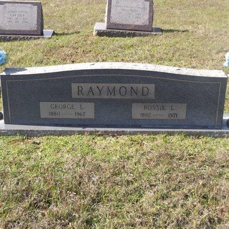 BELL RAYMOND, ROSALINE LENN - Gregg County, Texas | ROSALINE LENN BELL RAYMOND - Texas Gravestone Photos