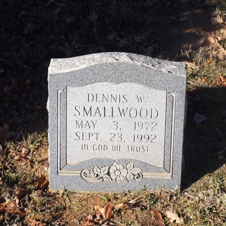 SMALLWOOD, DENNIS W - Gregg County, Texas   DENNIS W SMALLWOOD - Texas Gravestone Photos