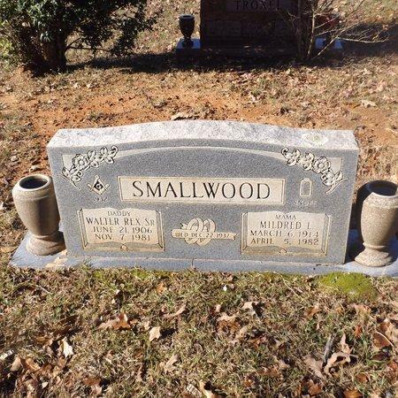 SMALLWOOD, MILDRED L - Gregg County, Texas | MILDRED L SMALLWOOD - Texas Gravestone Photos