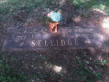SELVIDGE, VERNON  - Harris County, Texas | VERNON  SELVIDGE - Texas Gravestone Photos