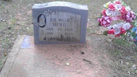 HURD, JOE WILLIE - Harrison County, Texas   JOE WILLIE HURD - Texas Gravestone Photos