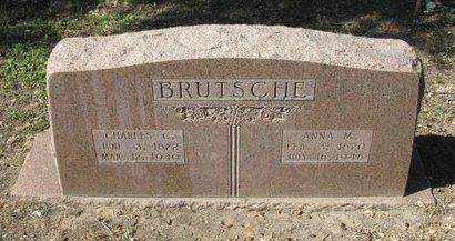 BRUTSCHE, ANNE M. - Hidalgo County, Texas | ANNE M. BRUTSCHE - Texas Gravestone Photos