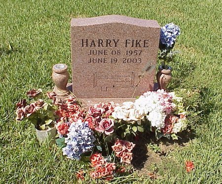FIKE, HARRY - Hidalgo County, Texas | HARRY FIKE - Texas Gravestone Photos