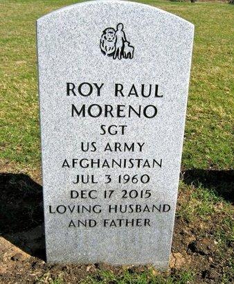 MORENO (VETERAN AFG), ROY RAUL - Hidalgo County, Texas   ROY RAUL MORENO (VETERAN AFG) - Texas Gravestone Photos