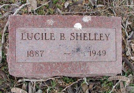 SHELLEY, LUCILE - Hidalgo County, Texas   LUCILE SHELLEY - Texas Gravestone Photos