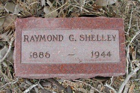 SHELLEY, RAYMOND G - Hidalgo County, Texas | RAYMOND G SHELLEY - Texas Gravestone Photos