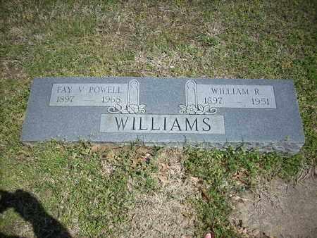 WILLIAMS, FAY V - Hunt County, Texas | FAY V WILLIAMS - Texas Gravestone Photos