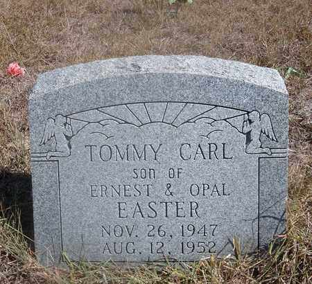 EASTER, TOMMY CARL - Jack County, Texas | TOMMY CARL EASTER - Texas Gravestone Photos