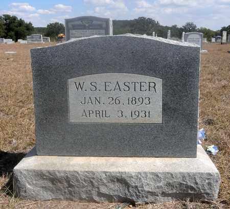 EASTER, WILLIAM STEWART - Jack County, Texas | WILLIAM STEWART EASTER - Texas Gravestone Photos