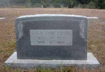 DEAL FIELDS, LULA JANE - Jack County, Texas | LULA JANE DEAL FIELDS - Texas Gravestone Photos