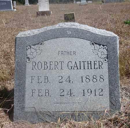 GAITHER, ROBERT CULLEN - Jack County, Texas | ROBERT CULLEN GAITHER - Texas Gravestone Photos