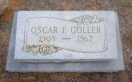 GOLLER, OSCAR F - Jack County, Texas   OSCAR F GOLLER - Texas Gravestone Photos