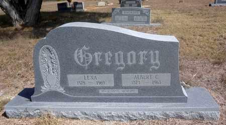 GREGORY, LENA LOUISE - Jack County, Texas | LENA LOUISE GREGORY - Texas Gravestone Photos