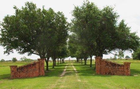 *CEMETERY ENTRANCE,  - Jackson County, Texas    *CEMETERY ENTRANCE - Texas Gravestone Photos