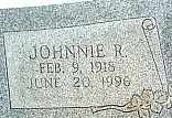 CRUMLEY (CLOSE UP), JOHNNIE RAY - Lubbock County, Texas | JOHNNIE RAY CRUMLEY (CLOSE UP) - Texas Gravestone Photos