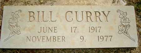 CURRY, BILL - Lubbock County, Texas | BILL CURRY - Texas Gravestone Photos