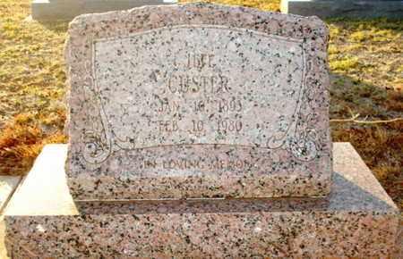 CUSTER, JEFF DAVIS - Lubbock County, Texas | JEFF DAVIS CUSTER - Texas Gravestone Photos