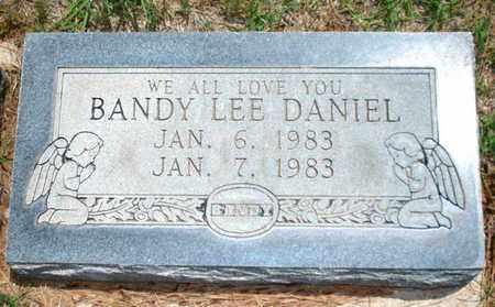 DANIEL, BANDY LEE - Lubbock County, Texas | BANDY LEE DANIEL - Texas Gravestone Photos