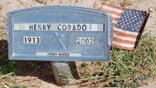 CORADO, HENRY - Montague County, Texas | HENRY CORADO - Texas Gravestone Photos