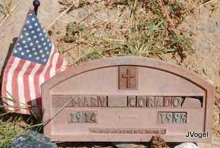 CORADO, MARY - Montague County, Texas | MARY CORADO - Texas Gravestone Photos
