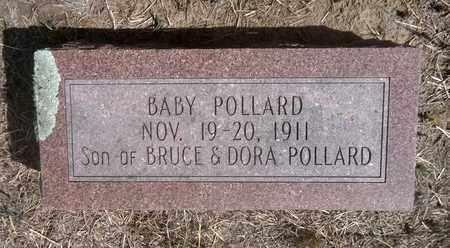 POLLARD, BABY - Montague County, Texas | BABY POLLARD - Texas Gravestone Photos