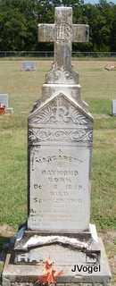 RAYMOND, MARGARETT - Montague County, Texas   MARGARETT RAYMOND - Texas Gravestone Photos