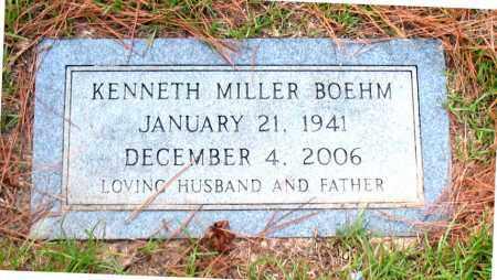 BOEHM, KENNETH  MILLER - Montgomery County, Texas | KENNETH  MILLER BOEHM - Texas Gravestone Photos
