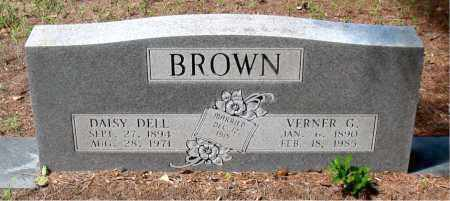 BROWN, DAISY BELL - Montgomery County, Texas | DAISY BELL BROWN - Texas Gravestone Photos