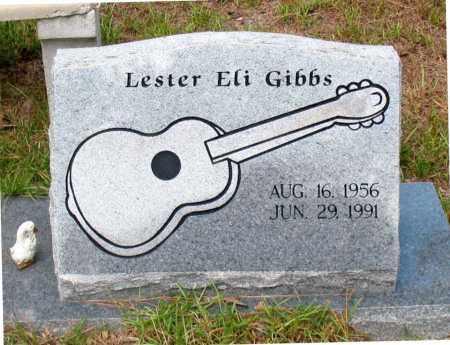 GIBBS, LESTER  ELI - Montgomery County, Texas | LESTER  ELI GIBBS - Texas Gravestone Photos