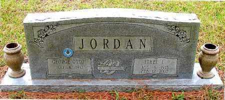 JORDAN, ETHEL  L. - Montgomery County, Texas | ETHEL  L. JORDAN - Texas Gravestone Photos