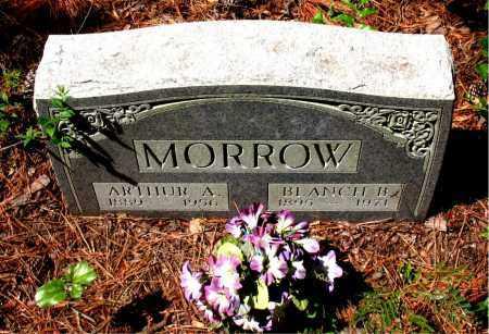 MORROW, BLANCH  B. - Montgomery County, Texas | BLANCH  B. MORROW - Texas Gravestone Photos
