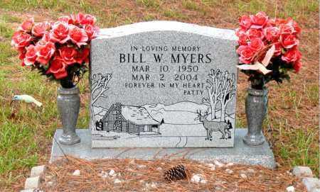 MYERS, BILL  W. - Montgomery County, Texas | BILL  W. MYERS - Texas Gravestone Photos