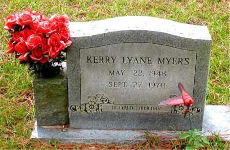 MYERS, KERRY  LYANE - Montgomery County, Texas | KERRY  LYANE MYERS - Texas Gravestone Photos