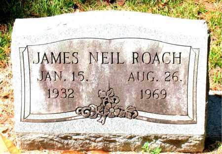 ROACH, JAMES NEIL - Montgomery County, Texas   JAMES NEIL ROACH - Texas Gravestone Photos