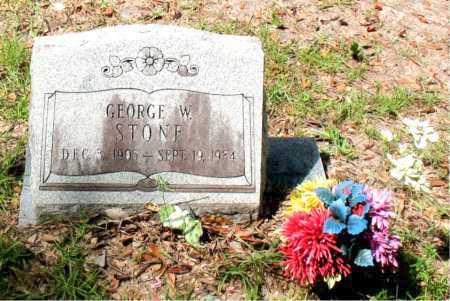 STONE, GEORGE W - Montgomery County, Texas   GEORGE W STONE - Texas Gravestone Photos