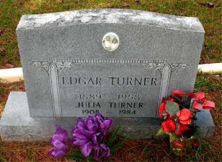 TURNER, EDGAR - Montgomery County, Texas | EDGAR TURNER - Texas Gravestone Photos