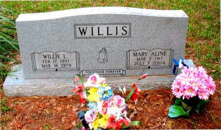 WILLIS, WILLIE L - Montgomery County, Texas | WILLIE L WILLIS - Texas Gravestone Photos
