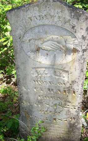 HART, WILLIAM E - Morris County, Texas | WILLIAM E HART - Texas Gravestone Photos