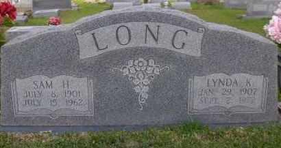 LONG, LORA LYNDA - Orange County, Texas | LORA LYNDA LONG - Texas Gravestone Photos