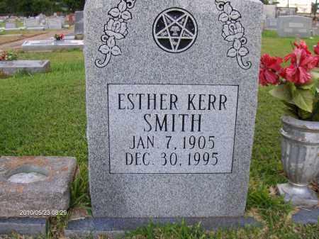 SMITH, ESTHER MAGNOLIA - Orange County, Texas | ESTHER MAGNOLIA SMITH - Texas Gravestone Photos