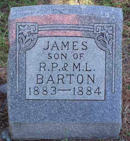 BARTON, JAMES - Parker County, Texas | JAMES BARTON - Texas Gravestone Photos