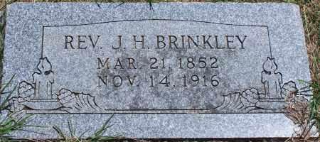 BRINKLEY, J H - Parker County, Texas   J H BRINKLEY - Texas Gravestone Photos