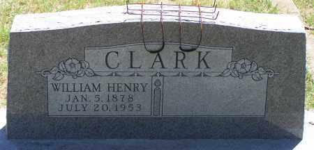 CLARK, WILLIAM HENRY - Parker County, Texas | WILLIAM HENRY CLARK - Texas Gravestone Photos