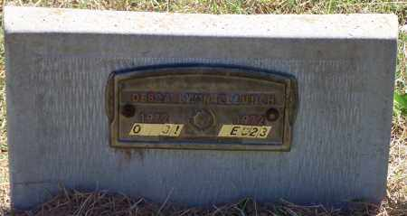 CLAUNCH, DEBRA LYNN - Parker County, Texas | DEBRA LYNN CLAUNCH - Texas Gravestone Photos